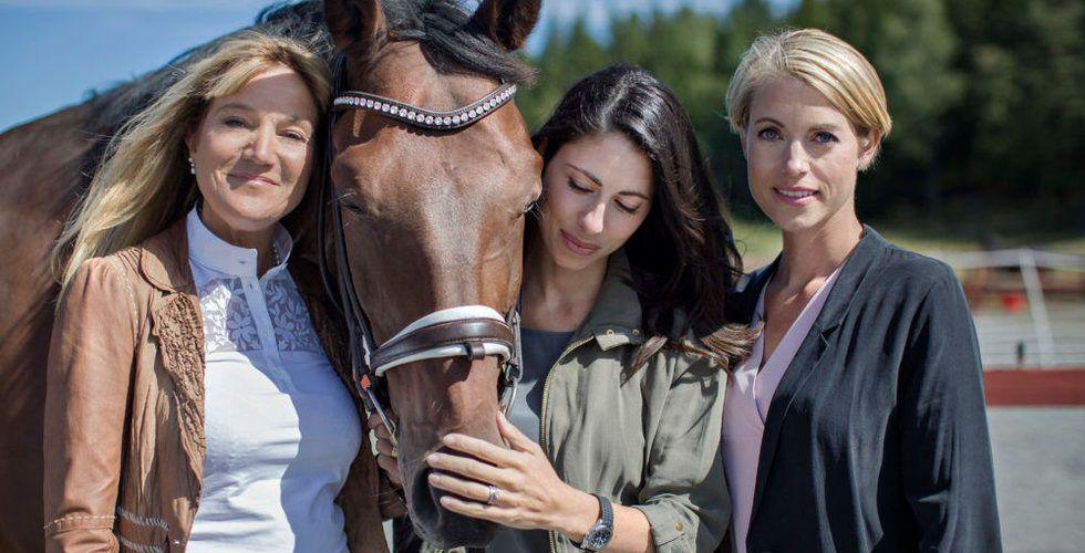 Horsemeup galopperar in på nya marknader – backas av tunga namn