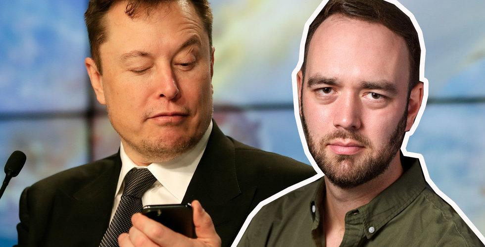 Tesla åker bergochdalbana – vad är det egentligen som händer?