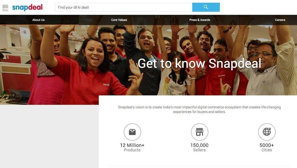 Indisk e-handelsjätte tar in nära 1,7 miljarder i kapital från Kanada