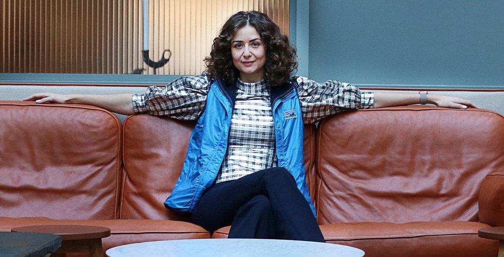 Aleksandra Avlis nätverksapp ska lyfta och knyta samman kvinnor
