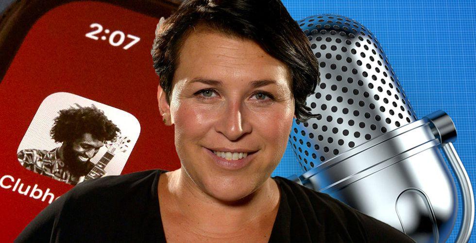 """Hannah Widell om livepoddarna: """"Pengarna hittar alltid en väg"""""""