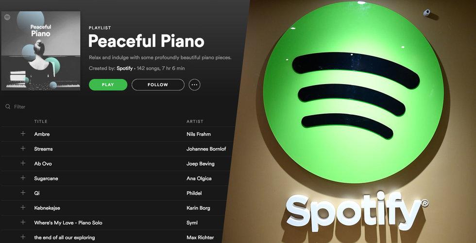 "Breakit - ""Fejkade"" artister på Spotify – den stora snackisen i musikbranschen"