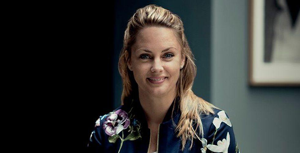 Sophia Bendz blir partner på Zennströms riskkapitalbolag
