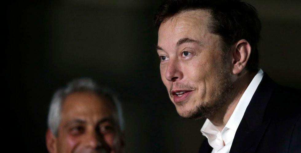 Bitcoin stiger 18 procent – Elon Musk taggar valutan i sin Twitter-profil