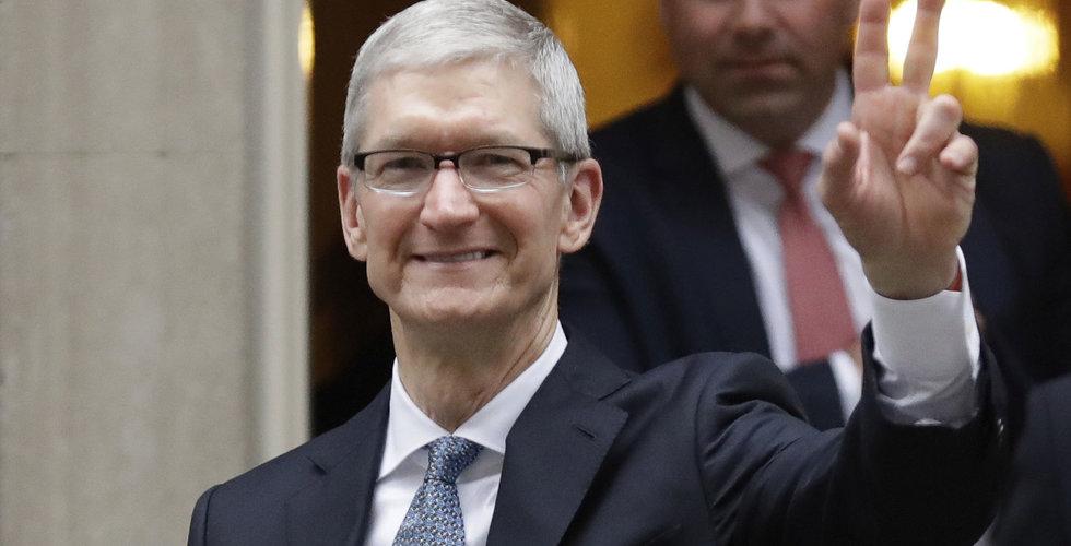 Breakit - Apple satsar på digital vård – stöttar hälso-startup