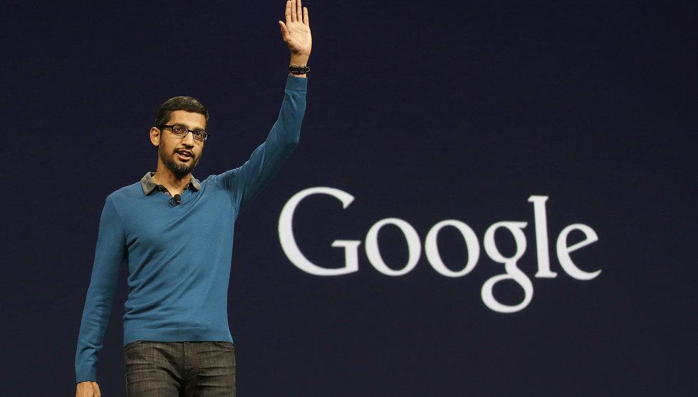 Breakit - Jackpott för Googles högsta chef - får miljardsumma i ersättning