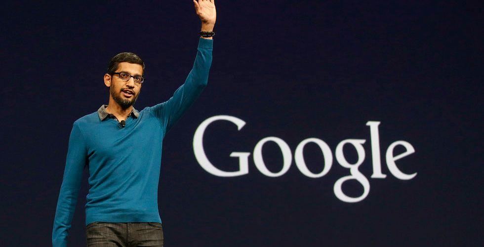 Jackpott för Googles högsta chef - får miljardsumma i ersättning