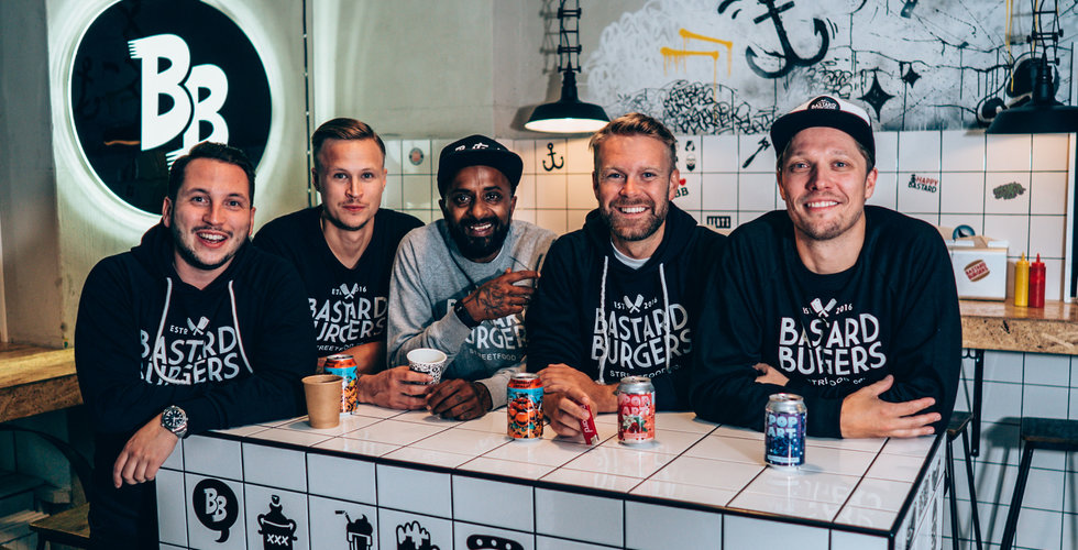 Bastard Burger-grundarna cashar in – hamburgerkedjan får ny storägare