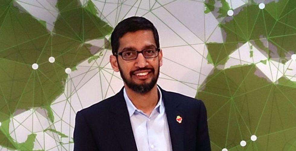 Google byter namn till Alphabet - Sundar Pichai tar över vd-posten
