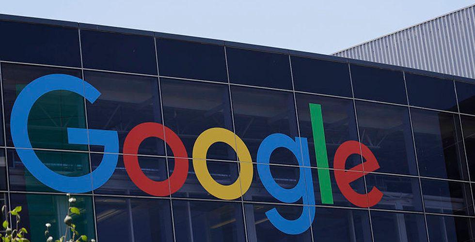 Google överklagar rekordboten från EU