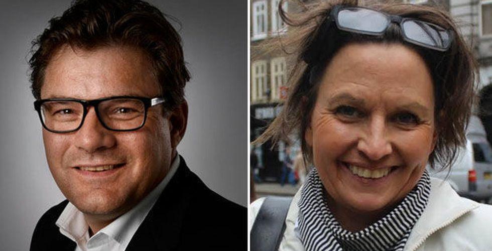 Breakit - Jan Helin lämnar Aftonbladet - ska bli ny programdirektör på SVT