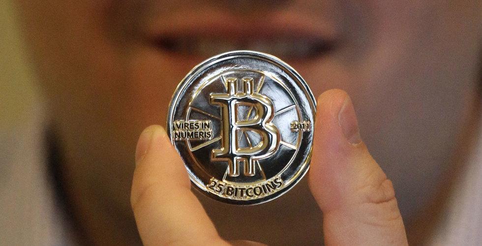 Breakit - Bitcoin etablerar sig över 10 000 dollar – har stigit över 1.000 procent