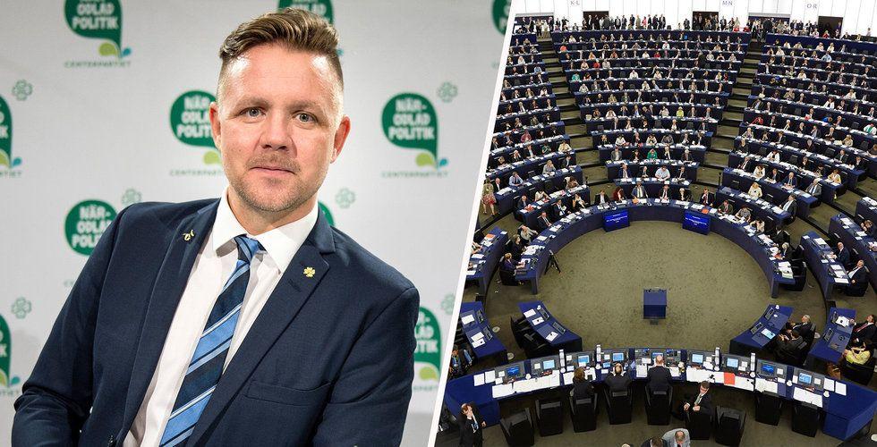 Fredrick Federley väljer bort Almedalen – för omröstning om upphovsrätt