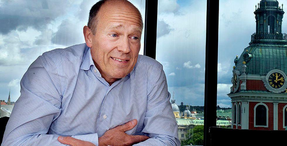 Finansmannen Harald Mix investerar  i IOT-bolaget Incell