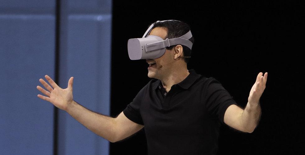 Facebook förvärvar VR-spelsutvecklaren Sanzaru Games