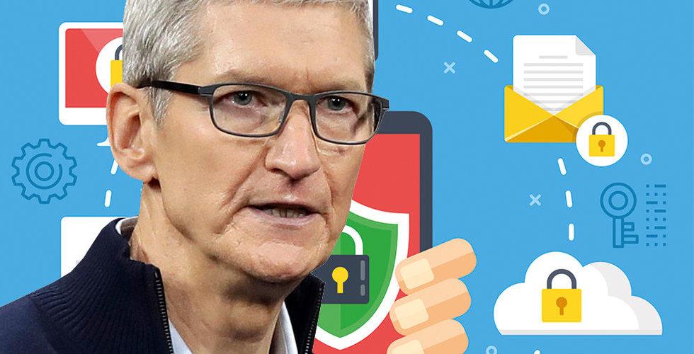 """Breakit - Apple om din integritet på nätet: """"Det är en mänsklig rättighet"""""""
