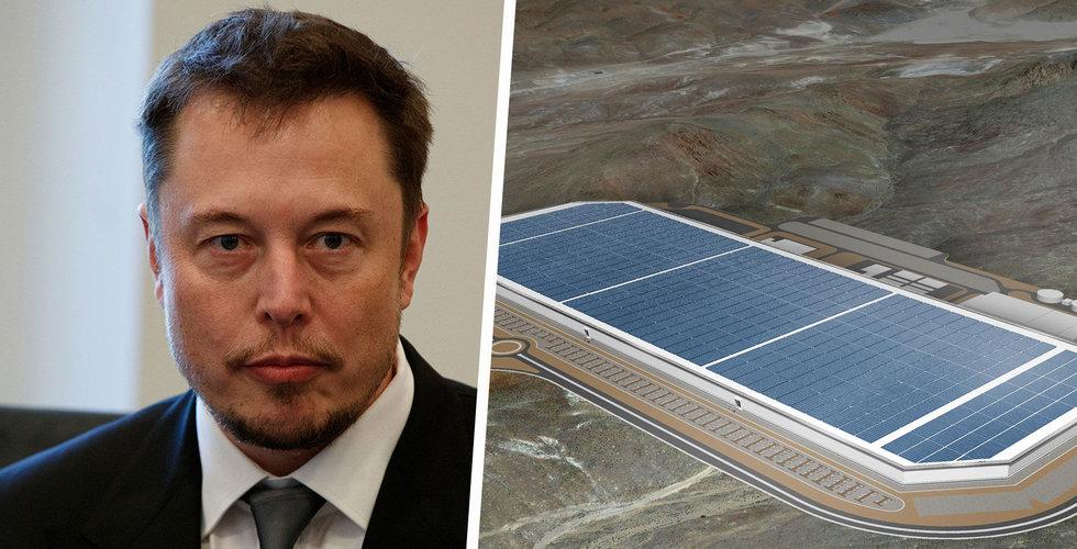 Tesla står inför en rejäl skattenota i Kina kopplat till Shanghai-fabrik