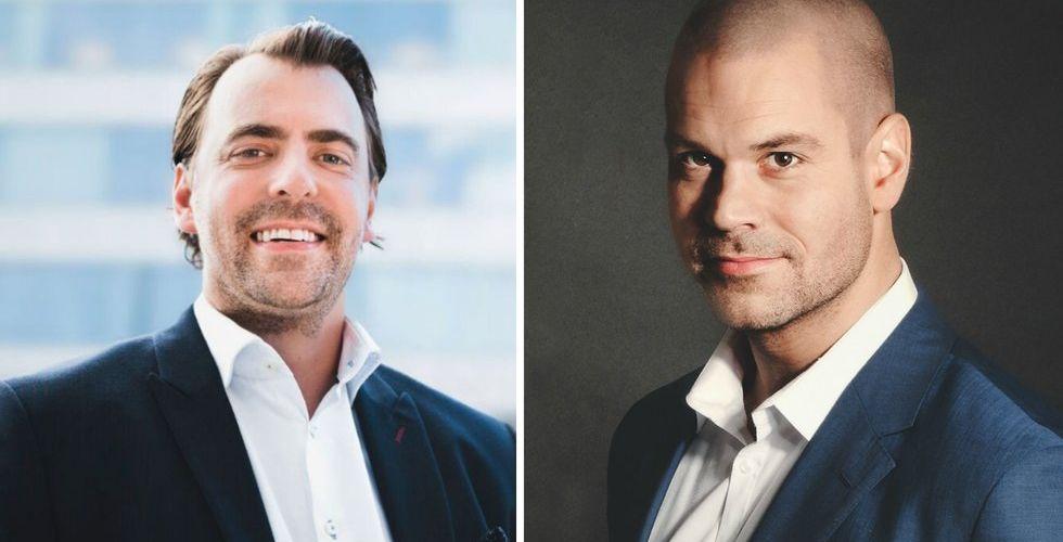 Gammal Klarna-chef skissar på ny startup-fond - värvar SEB-topp