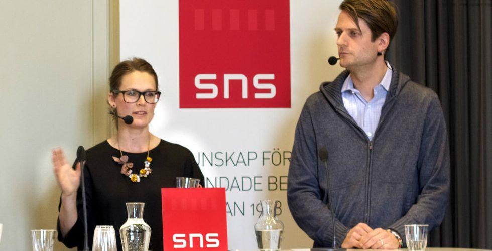 """Siemiatkowski: """"Vi kommer att få se mer uppköp inom fintech"""""""