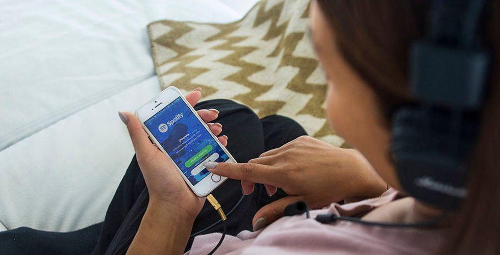 Breakit - Inte bara millennials vill äga Spotify – aktien lockar alla åldrar