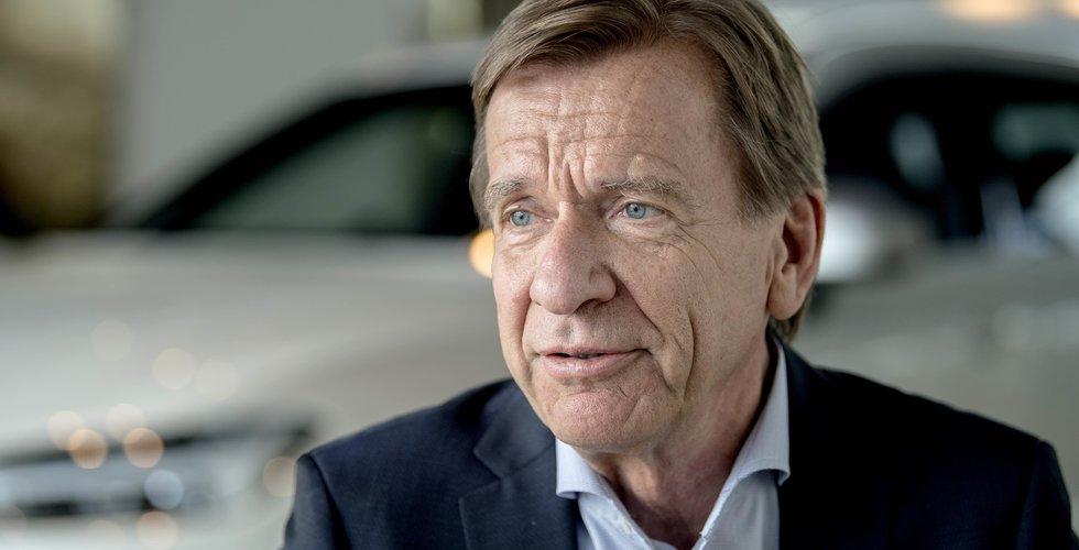 Källor: Volvo Cars närmar sig börsnotering