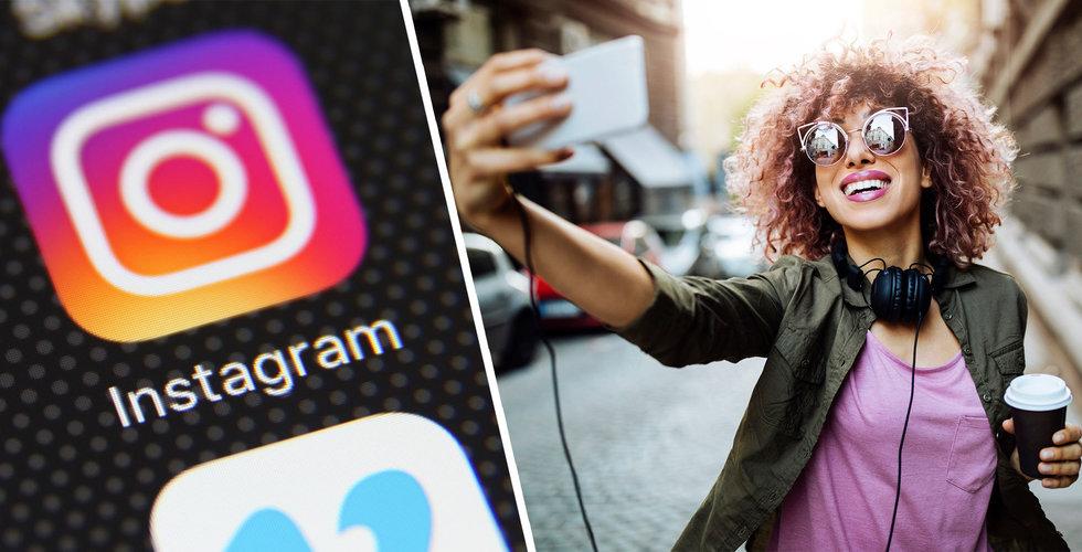 Instagram vet (nästan) allt om vad du gillar – så ser du hela listan