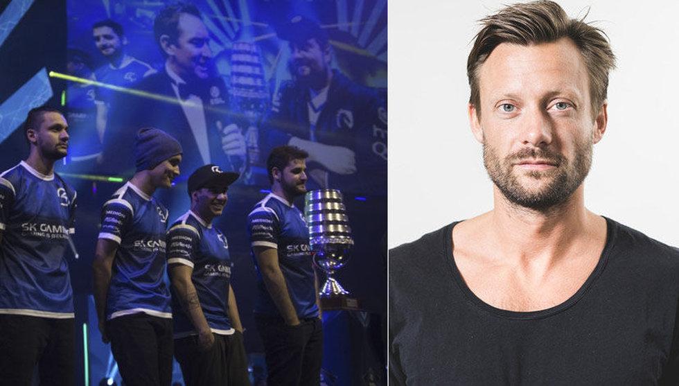E-sportlaget SK Gaming säljs – här är svensken som cashar in
