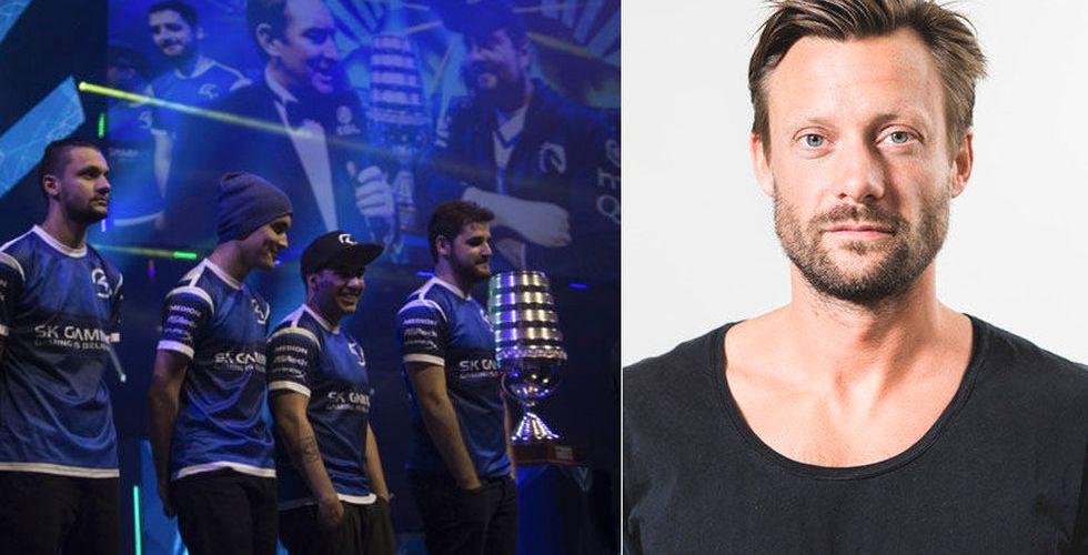 Breakit - E-sportlaget SK Gaming säljs – här är svensken som cashar in