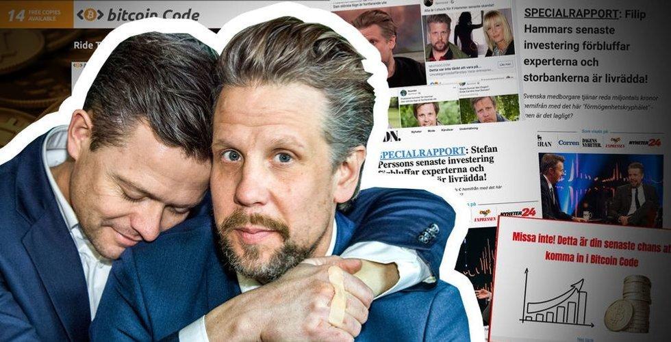 Dold kamera avslöjar bedrägerifabrik: Så skapas fejk-annonserna som lurar svenskarna