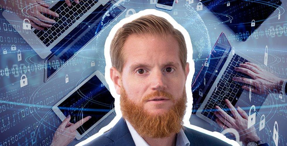Sålde sin startup för 100 miljoner – här är deras nästa succé Holm Security (som stoppar IT-attacker)