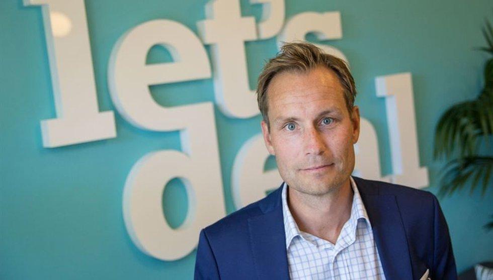 Let's deal redo att fälla resejättar - lanserar ny svensk rabattapp