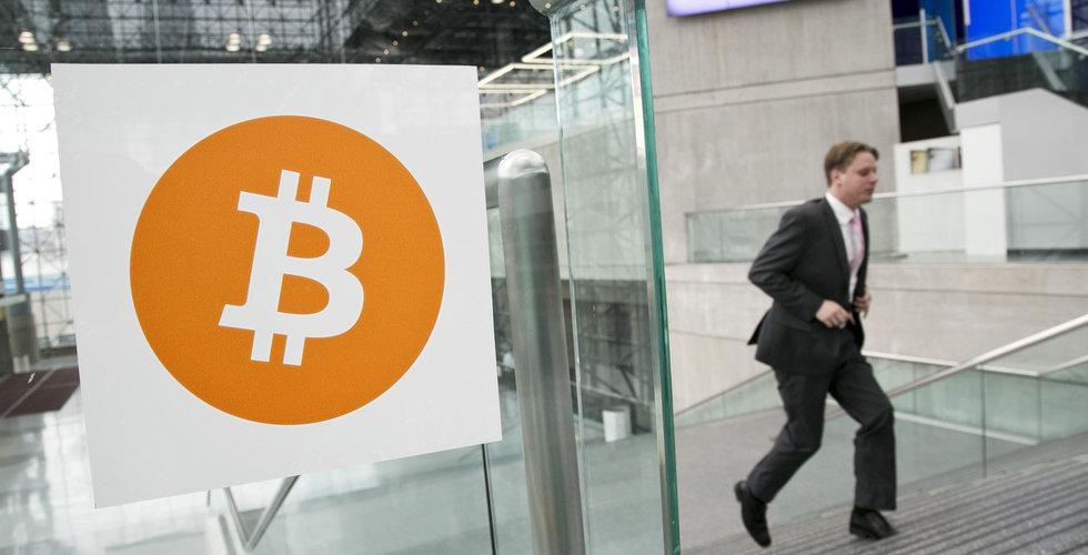 Breakit - Efter rekordnivåerna – nu rasar bitcoin-kursen