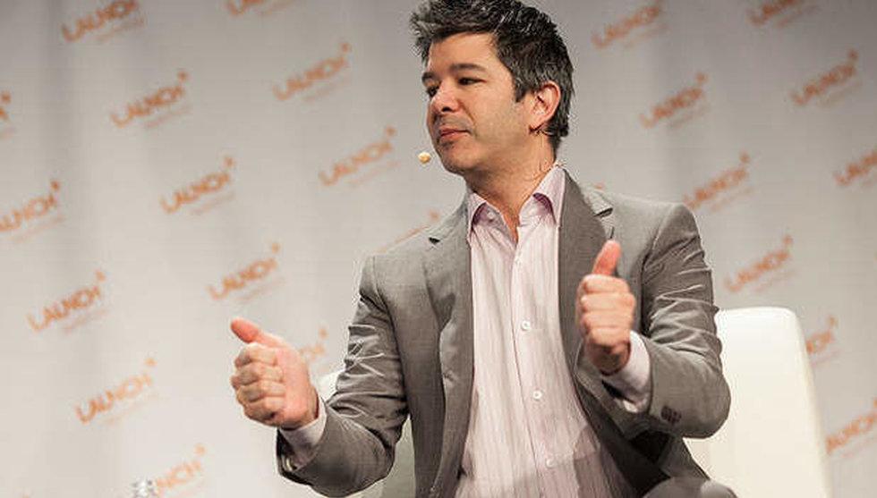 Breakit - Uber letar ytterligare riskkapital - vill ta in 2 miljarder dollar