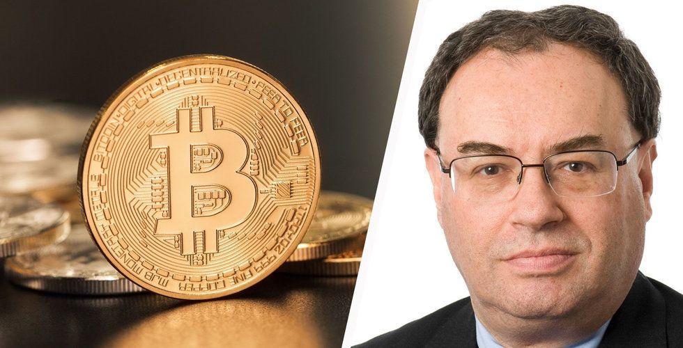 Breakit - Brittiska finansinspektionen varnar för bitcoin: Var beredd att förlora alla pengar