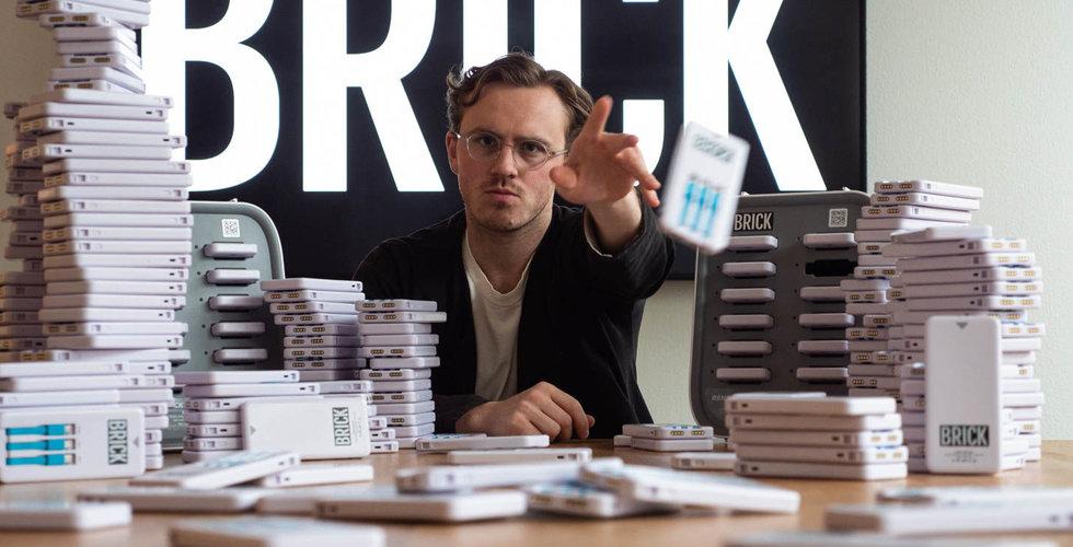 Brick håller dina teknikprylar vid liv – nu tar de sina powerbanks till Tyskland