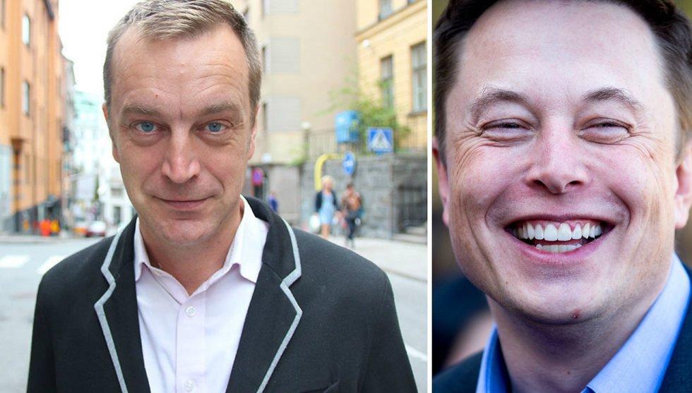 """Breakit - Viggo Cavling: """"Musk har hittat människans innersta drivkraft"""""""