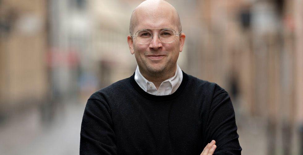 Toca Boca-grundaren Björn Jeffery blir journalist – ska skriva om techbolag