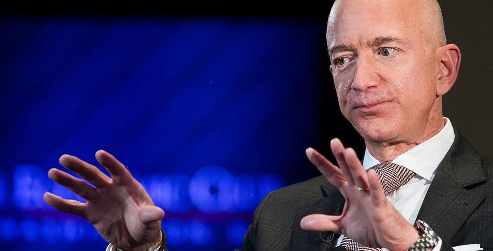 Efter rapporten – Amazon backar på börsen