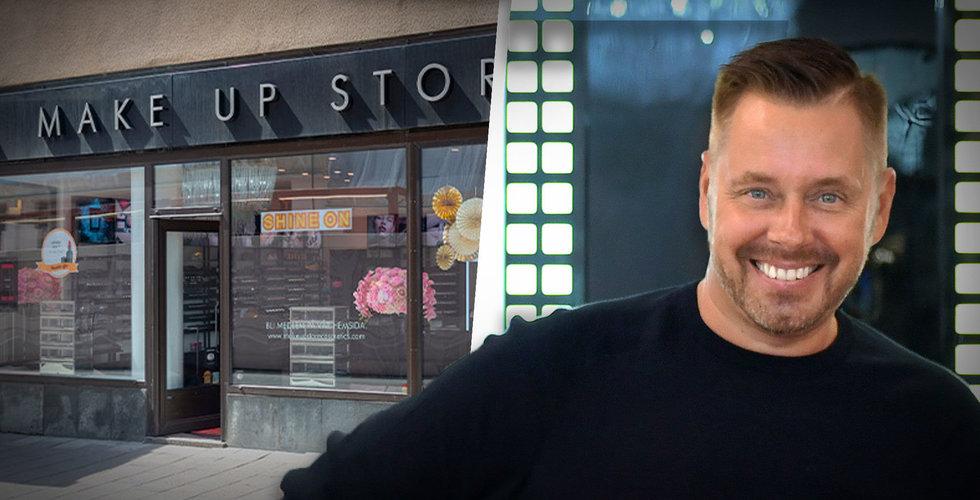 Make Up Store i konkurs – rekonstruktionen stjälpte bolaget