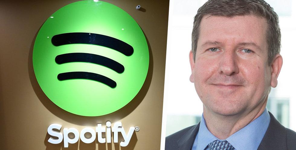 """Spotifys revisor Stefan Lundberg lämnar: """"Har inte haft semester på 5 år"""""""
