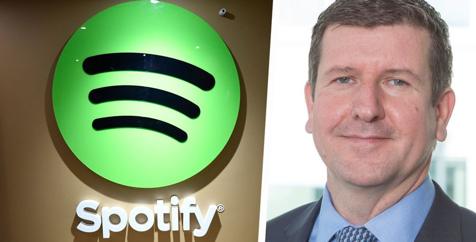 """Breakit - Spotifys revisor Stefan Lundberg lämnar: """"Har inte haft semester på 5 år"""""""