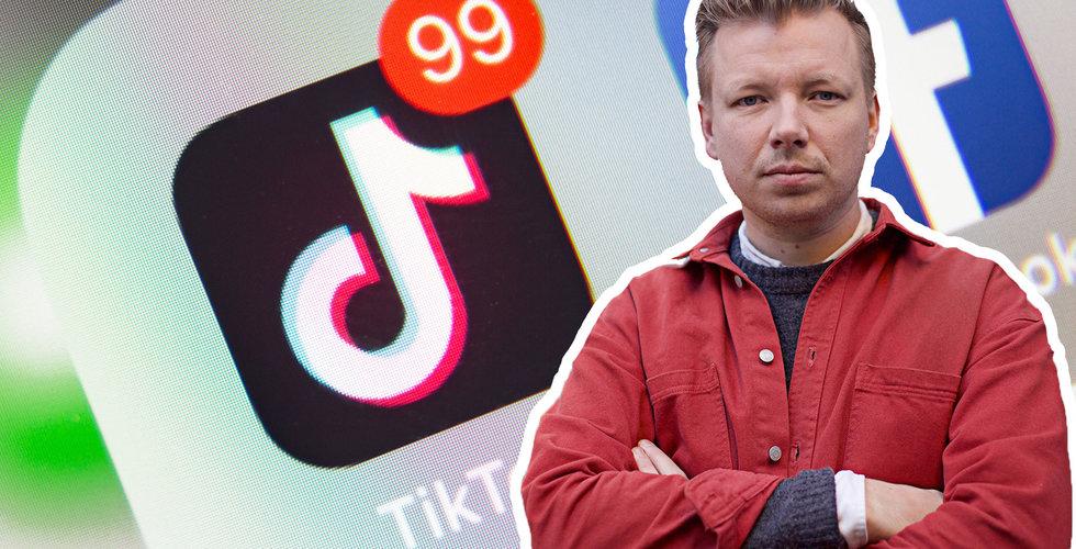 Tiktok går som tåget – vilka svenska medier har tagit rygg på succén?