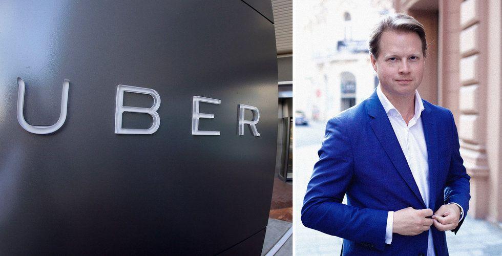 Breakit - Mr. Green-grundarens nya startup teamar upp med Uber