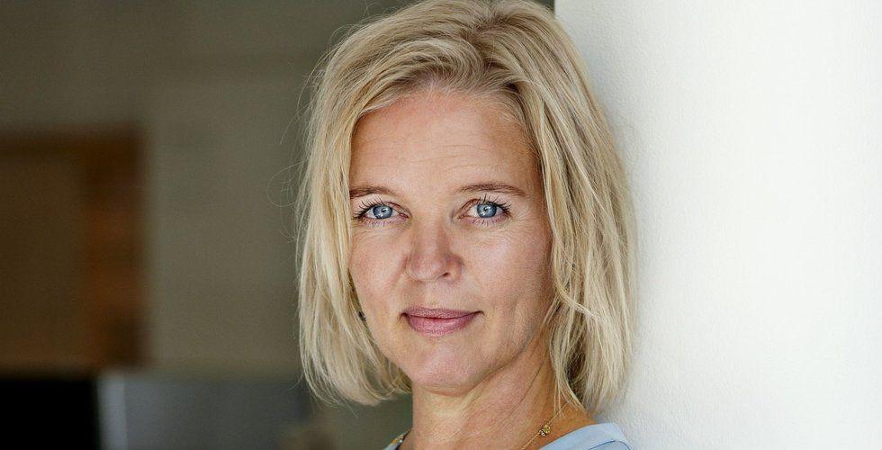 Nent Groups valberedning föreslår att TDC:s förra vd Pernille Erenbjerg blir ny styrelseordförande