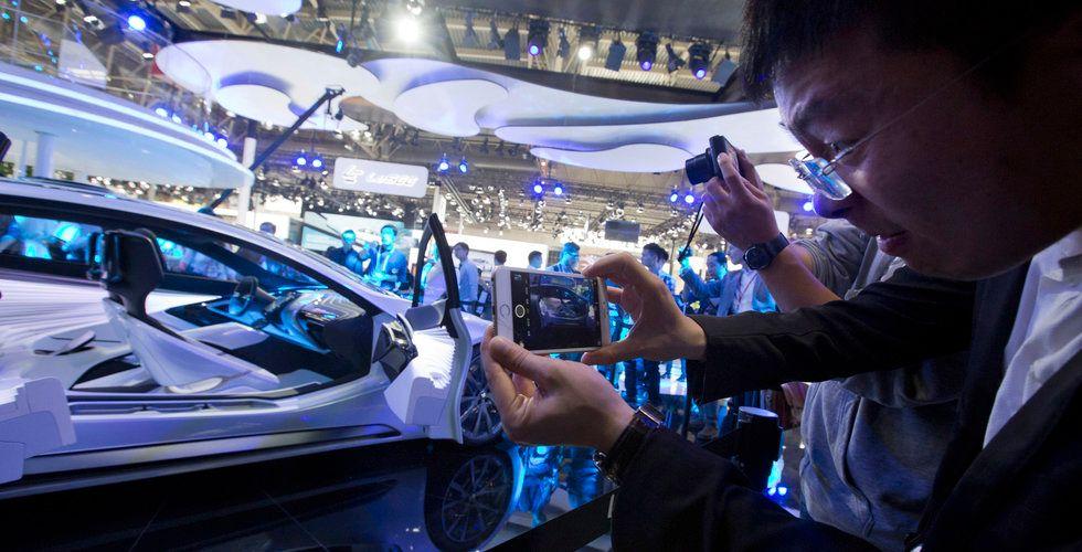 Breakit - Kina tillåter självkörande bilar på allmänna vägar