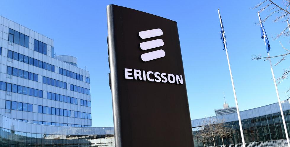 Svensk förundersökning mot Ericsson