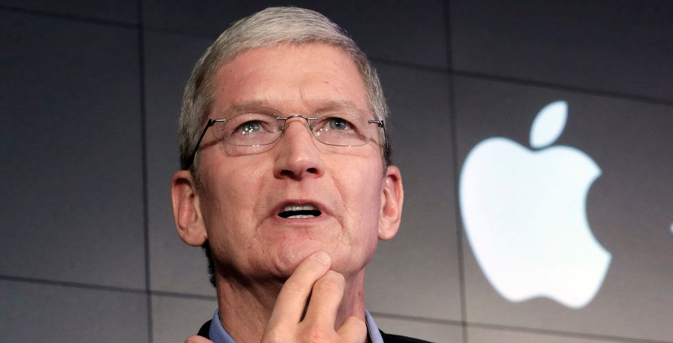Apples kommunikationschef slutar