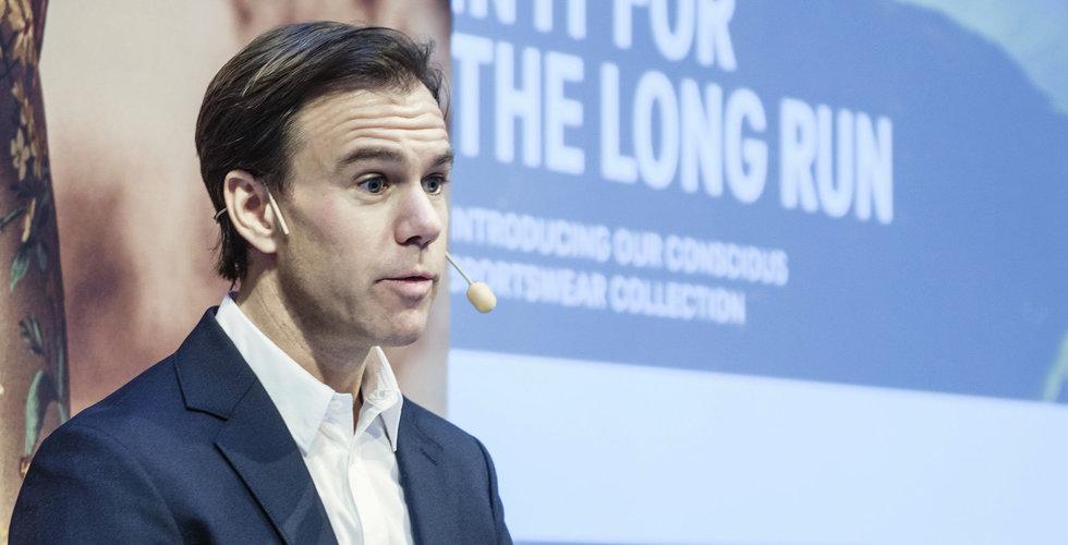 Breakit - H&M skippar återinvesteringsplanen - betalar kontant utdelning