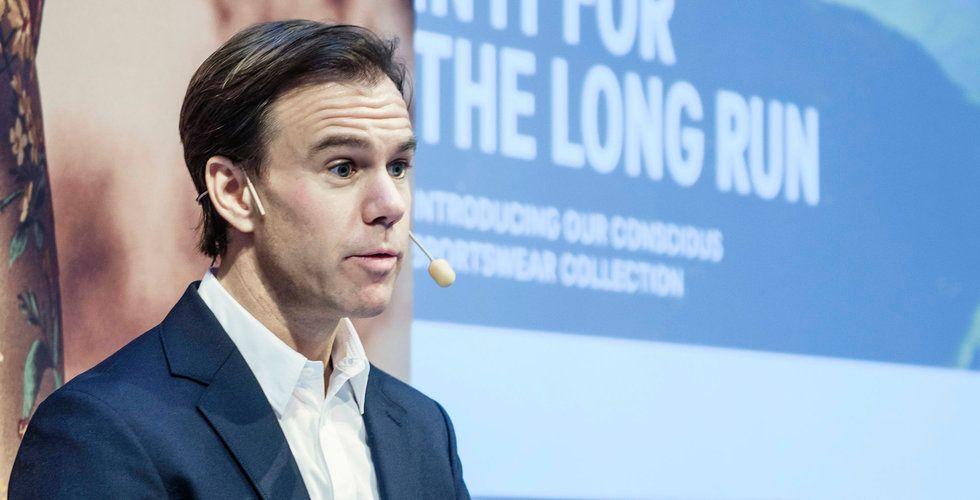 H&M skippar återinvesteringsplanen - betalar kontant utdelning
