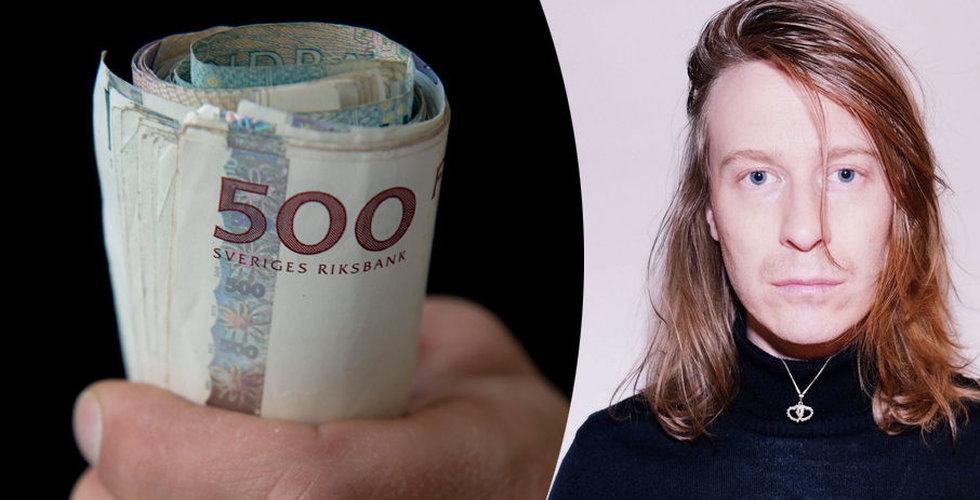 """Efter 12 år som entreprenör – så många miljoner har jag """"förlorat"""""""
